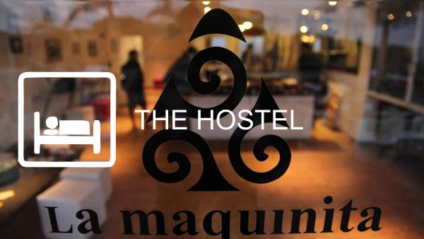 La Maquinita | Surf Hostel Bar & Restaurant